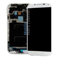 Genuine Samsung Galaxy S4 LTE Plus i9506 LCD + Digitiser White - Part No: GH97-15202A